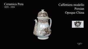 16 c PERSIAN CAFFETTIERA