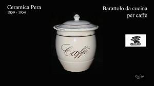 PER LA CASA BARATTOLO CAFFE